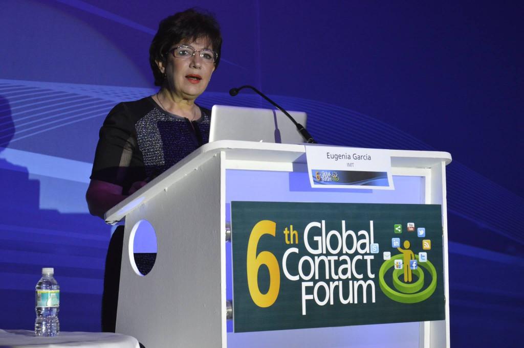 Eugenia García, IMT